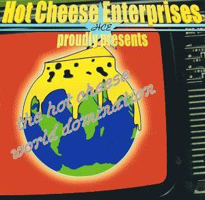 Cover - DeRita Sisters, The: Hot Cheese World Domination, The