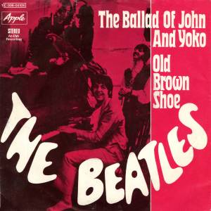 The Beatles: Ballad Of John And Yoko, The - Cover