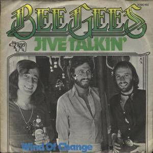 Bee Gees: Jive Talkin' - Cover
