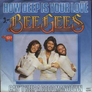 Bee Gees: How Deep Is Your Love - Cover