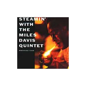 Miles Davis Quintet: Steamin' With The Miles Davis Quintet - Cover