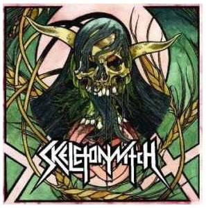 Skeletonwitch: Worship The Witch - Cover