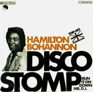 Cover - Hamilton Bohannon: Disco Stomp