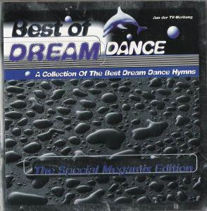 Dream Dance - The Special Megamix Edition - Cover