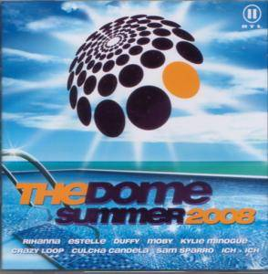 Cover - Taio Cruz Feat. Luciana: Dome - Summer 2008, The