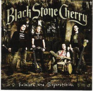 Black Stone Cherry: Folklore And Superstition - Cover