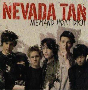 Nevada Tan: Niemand Hört Dich - Cover