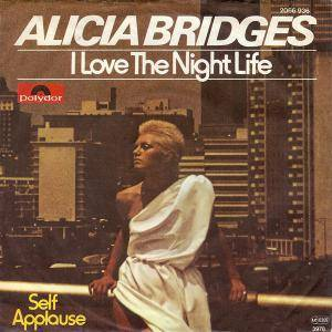 Alicia Bridges: I Love The Nightlife - Cover