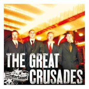The Great Crusades: Keep Them Entertained - Cover