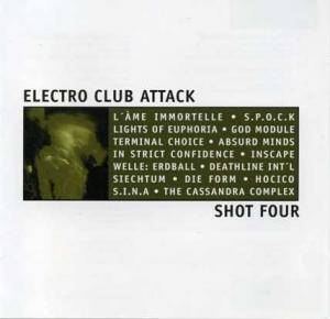Cover - Inscape: Electro Club Attack - Shot Four