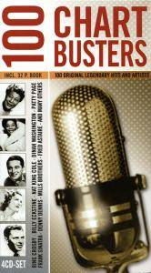 Cover - Ink Spots, The: 100 Chartbusters