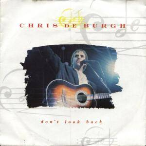 Chris de Burgh: Don't Look Back - Cover