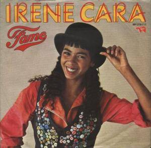 Irene Cara: Fame - Cover