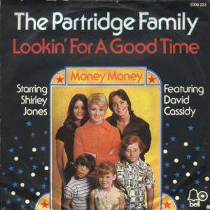 "The Partridge Family: Lookin' For A Good Time (7"") - Bild 1"