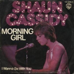 Cover - Shaun Cassidy: Morning Girl
