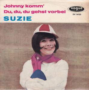 Cover - Suzie: Johnny Komm'
