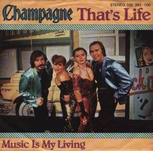 Cover - Champagne: That's Life