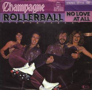 Cover - Champagne: Rollerball
