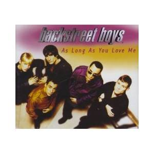 Backstreet Boys: As Long As You Love Me - Cover
