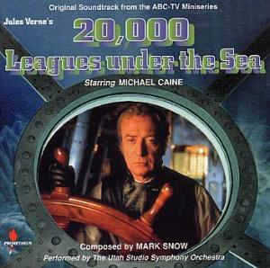 Mark Snow: 20.000 Leagues Under The Sea - Cover