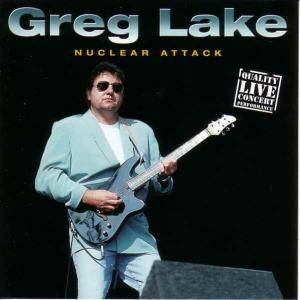 Cover - Greg Lake: Nuclear Attack