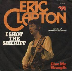 Eric Clapton: I Shot The Sheriff - Cover