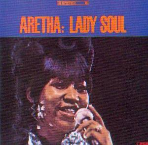 Aretha Franklin: Lady Soul - Cover