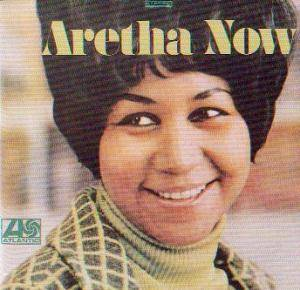 Aretha Franklin: Aretha Now - Cover