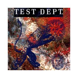 Cover - Test Dept.: Terra Firma