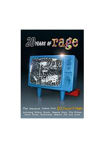 Cover - 1200 Techniques: 20 Years Of Rage