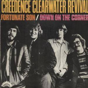 Creedence Clearwater Revival: Down On The Corner - Cover