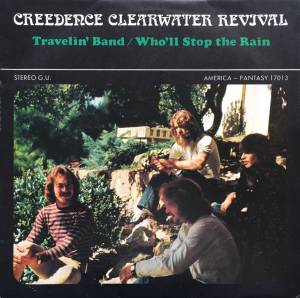 Creedence Clearwater Revival: Travelin' Band - Cover