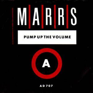 M|A|R|R|S: Pump Up The Volume - Cover