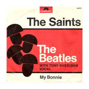 The Beatles & Tony Sheridan: My Bonnie - Cover