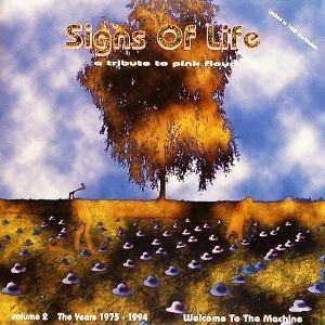 Cover - Eternity X: Signs Of Life - A Tribute To Pink Floyd Volume 2