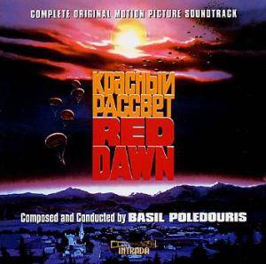 Cover - Basil Poledouris: Red Dawn