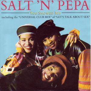 Salt'N'Pepa: You Showed Me - Cover