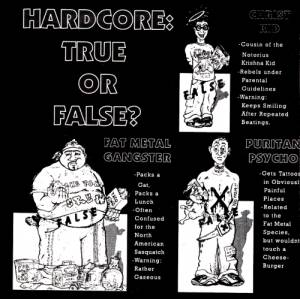 Cover - Self Destruct: Hardcore: True Or False?