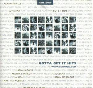 GetMusic - Gotta Get It Hits ~ Holiday - Cover