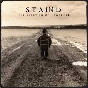 Staind: Illusion Of Progress, The - Cover