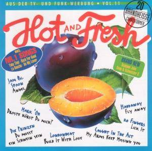Cover - Major T: Hot And Fresh Vol. 11