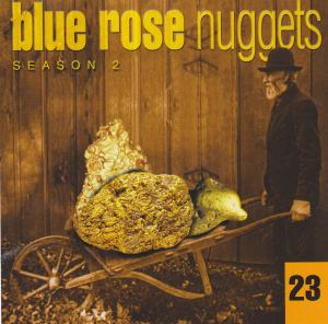 Blue Rose Nuggets 23 - Cover