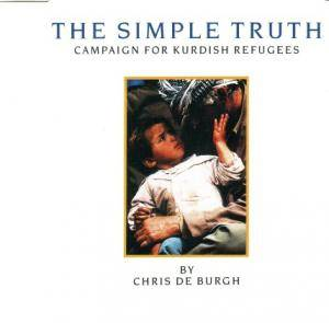 Chris de Burgh: Simple Truth, The - Cover