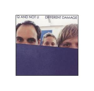 Cover - Q And Not U: Different Damage