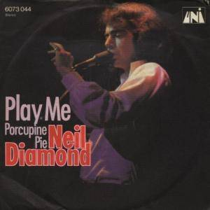 Neil Diamond: Play Me - Cover