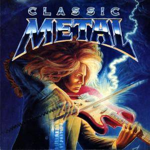 Classic Metal - Cover