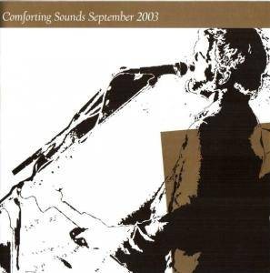 Comforting Sounds September 2003 - Cover