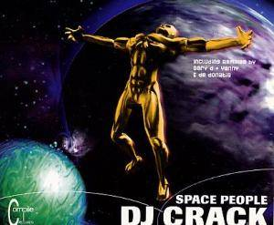Cover - DJ Crack: Space People