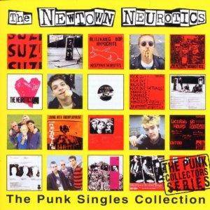 Cover - Newtown Neurotics, The: Punk Singles Collection, The