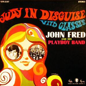Cover - John Fred & His Playboy Band: Agnes English